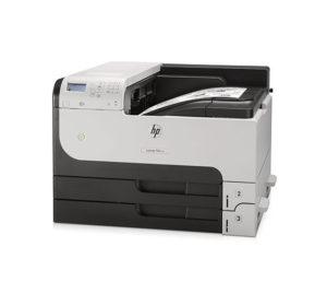 HP LaserJet M712 Series