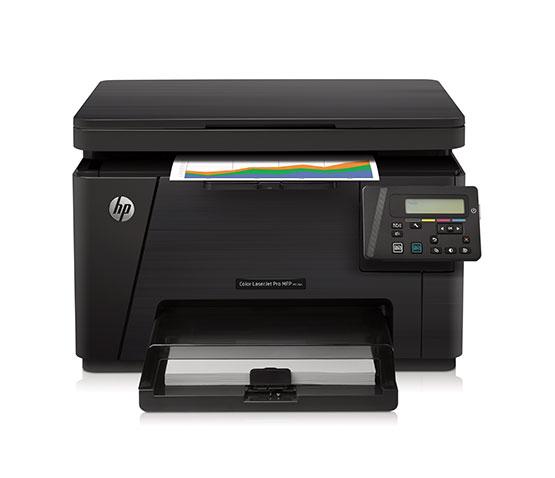 HP Color LaserJet Pro MFP M176 Series