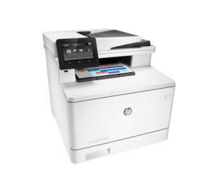 HP Color LaserJet Pro MFP M377 Series