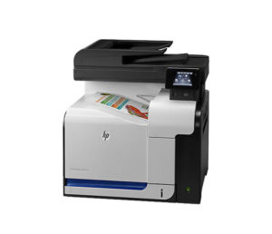 HP Color LaserJet Pro MFP M570 Series