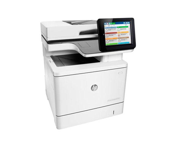 HP Color LaserJet Pro MFP M577 Series