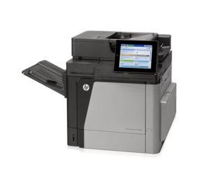 HP Color LaserJet MFP M680 Series